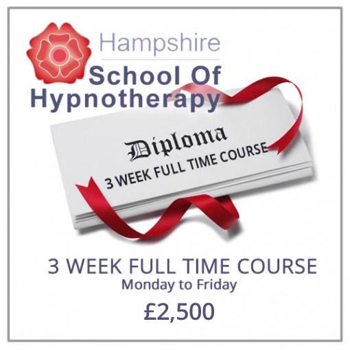 3 week diploma