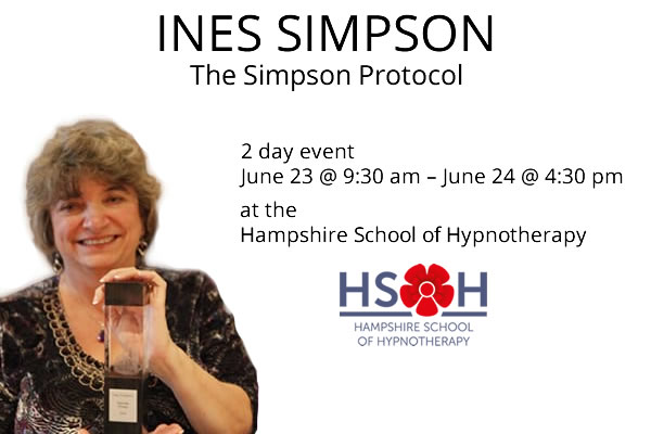 Ines Simpson Hypnotherapist