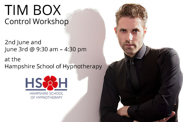 Tim Box Hypnotherapist